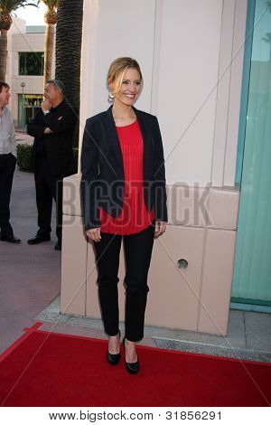 LOS ANGELES - APRIL 2:  KaDee Strickland arriving at the