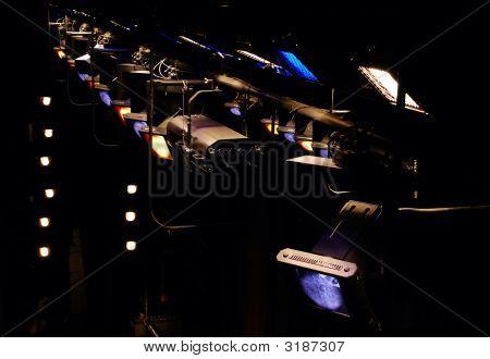 Theatrical Light Eqiupment