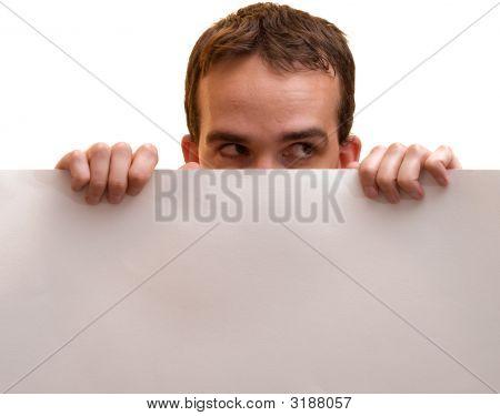 Spying Man