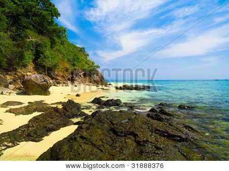 Sunshine Scene Serene Waters