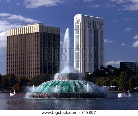 Orlando's Fountain