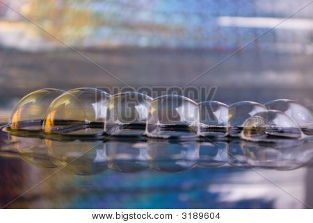 Abstract Scene 28 ,Soapy  Bubble