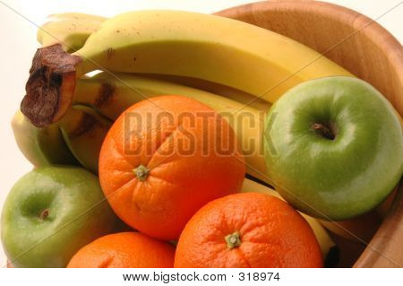 Apples, Bananas, Oranges