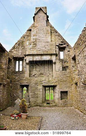 Ross Errily Abbey, Ireland