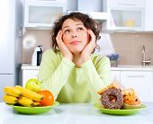 stock photo of unhealthy lifestyle  - Diet - JPG