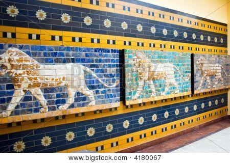 Babylonian Mosaic