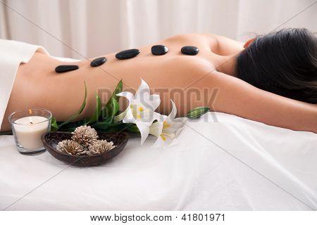 Hot Stone Wellness Treatment