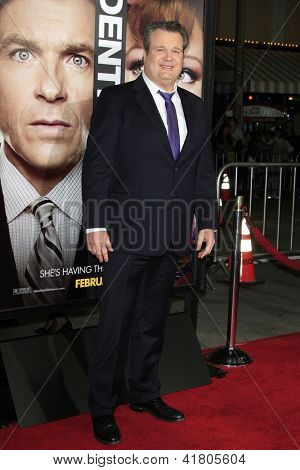 LOS ANGELES - FEB 4: Eric Stonestreet at the Premiere Of Universal Pictures' 'Identity Theft' on February 4, 2013 in Los Angeles, California