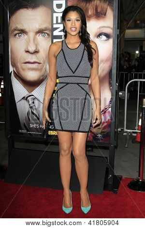 LOS ANGELES - FEB 4: Kali Hawk at the Premiere Of Universal Pictures' 'Identity Theft' on February 4, 2013 in Los Angeles, California