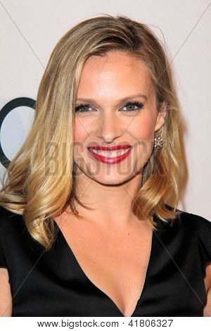 LOS ANGELES - 4 de FEB: Vinessa Shaw llega al reportero de Hollywood celebra el Awa Academia 85