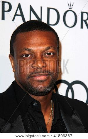 LOS ANGELES - FEB 4:  Chris Tucker arrives at the Hollywood Reporter Celebrates the 85th Academy Awards Nominees event at the Spago on February 4, 2013 in Beverly Hills, CA