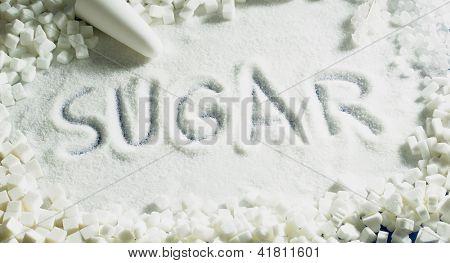 Bodegón de azúcar