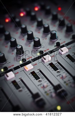Here is one of the tools that a Dj uses to mix songs