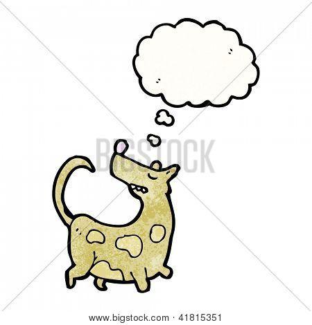 snooty dog cartoon