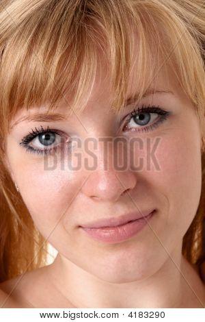 Face Close Up