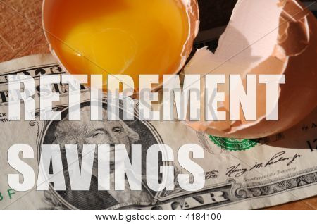 Retirement Savings And Broken Goals
