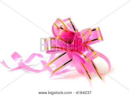 Rose Small Bow