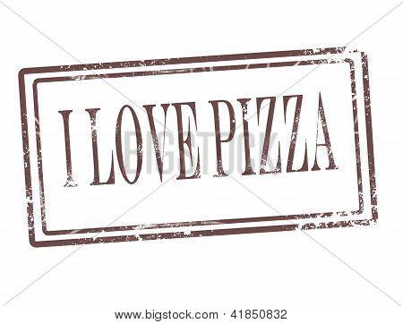 Sello de pizza