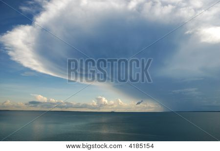 Storm Cloud Hovering