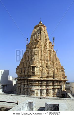 Jagdish Temple en Udaipur, India