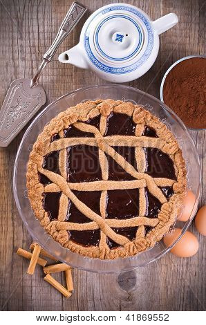 Fruit Jam Tart