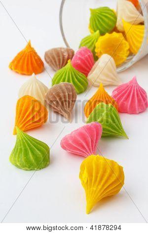 Thai Style Sweet Dessert