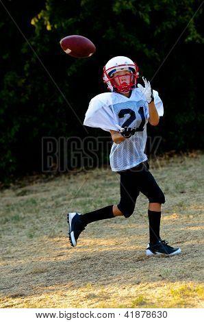 Futebol jovem americana