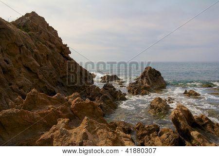 Mediterranean Rocks 1