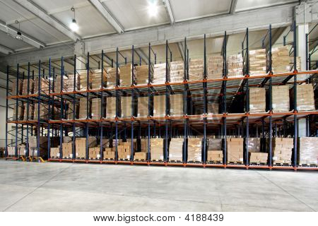 Warehouse Pallet