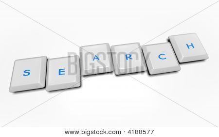 Computer Keys - Search