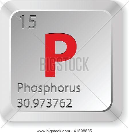 phosphorus button