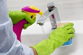 picture of housekeeping  - Cleaning  - JPG