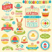 picture of easter decoration  - Easter set  - JPG