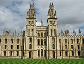 pic of quadrangles  - OXFORD - JPG