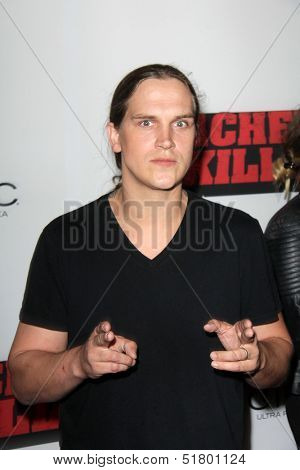 LOS ANGELES - OCT 2:  Jason Mewes at the