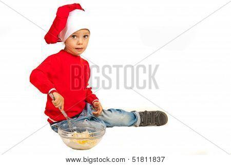 Happy Chef Boy