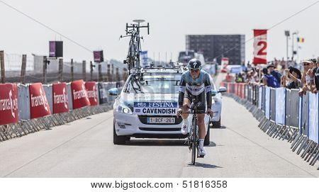 The Cyclist Mark Cavendish