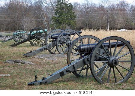 Civil War Battleground