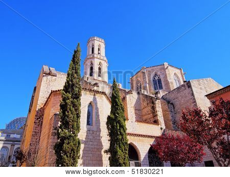 Figueres In Catalonia, Spain