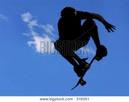 Skateboard Jump #4
