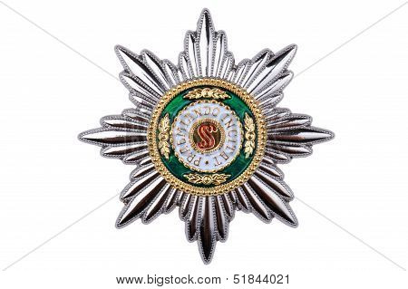 Star Of The Order St Stanislaus