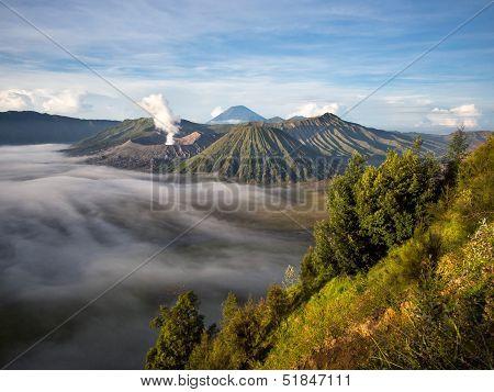 Gunung Bromo, Mt Batok and Gunung Semeru