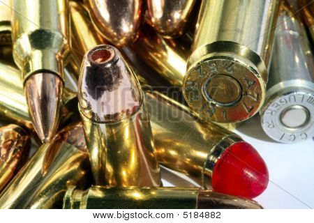 Various Bullets / Artillery 2