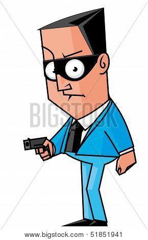 Businessman Thief