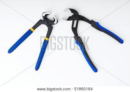 Metalwork Pincers