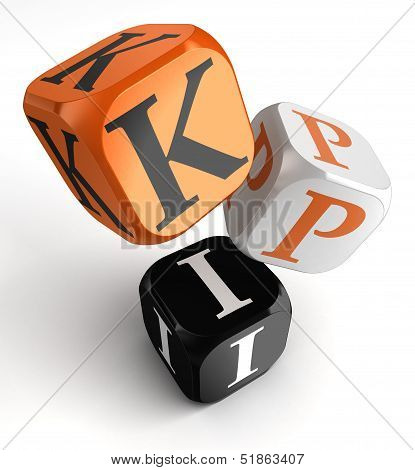 Kpi Dice Blocks