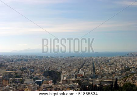 Piraeus panorama
