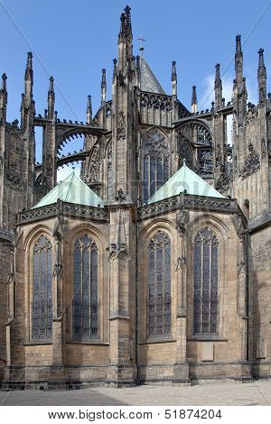 Cathedral Of Saint Vitus, Prague