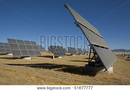 Solar Photovoltaic Plant
