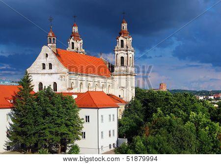 Church Of St. Raphael, Vilnius, Lithuania